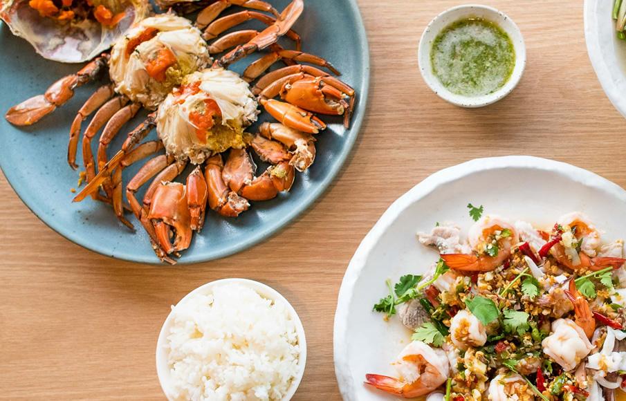 สนั่นอาหารทะเล