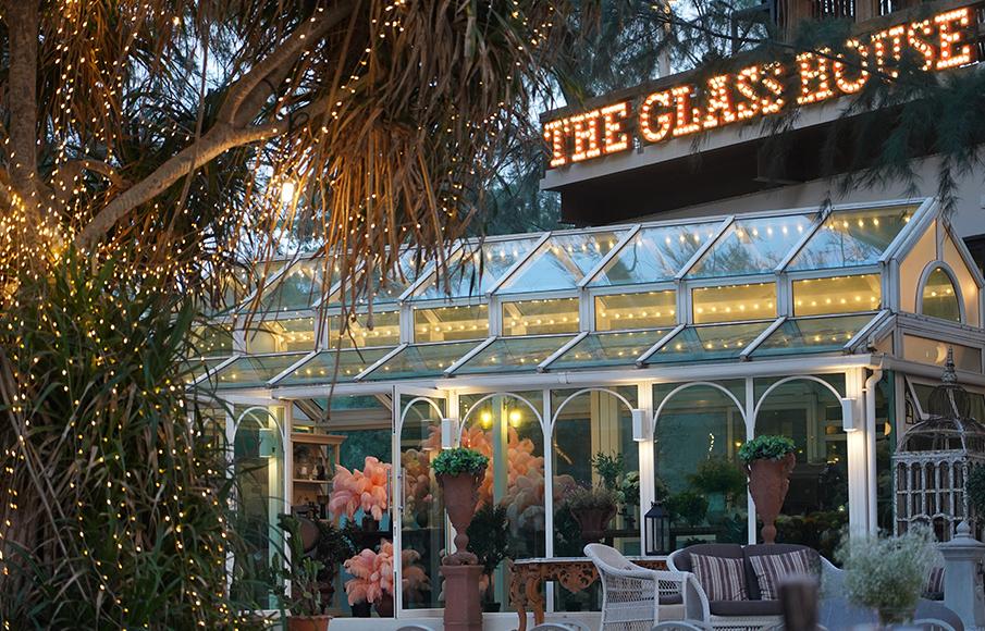The Glass House พัทยา